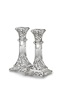 Waterford Lismore 8-Inch Candlestick Pair