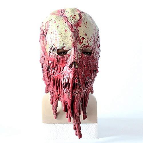 Littlefairy Mask,Halloween Makeup Funny Wig Performance Props Horror