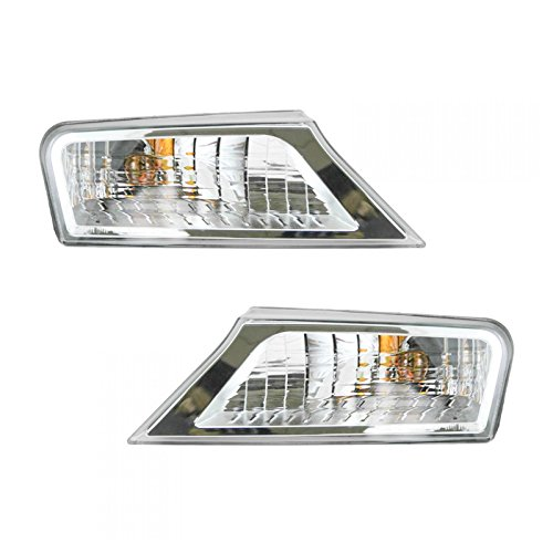r Signal Corner Parking Light Pair Set for 08-12 Liberty ()