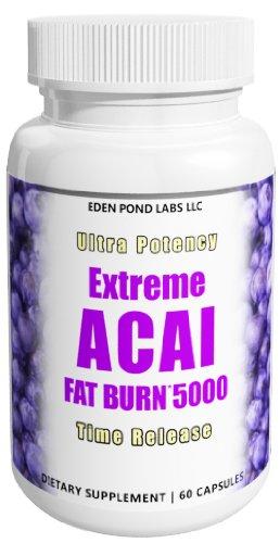 Extreme Acai Burn 5000, la perte