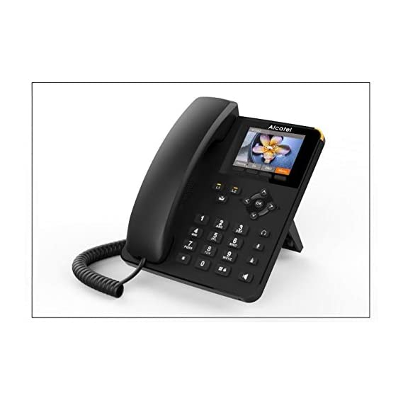 Alcatel SP2502 VOIP Phone with Caller id & 2 SIP Account   HD Voice   Handsfree