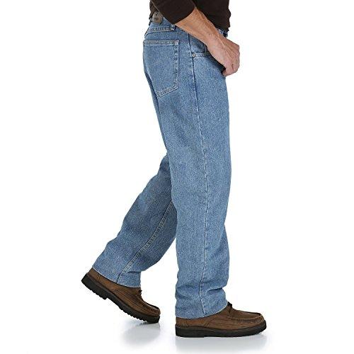 92e906b0fffbe4 Wrangler Men's 5-Star Relaxed Fit Jeans at Amazon Men's Clothing store: