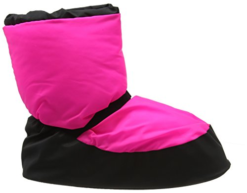 So Danca Damen Ac13 Warm Up Boots Rosa (Hot Pink)