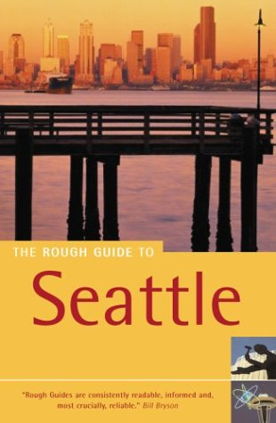 The Rough Guide To Seattle 3  Rough Guide Mini Guides