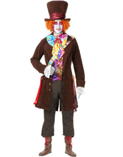 mad hatter halloween costumes men
