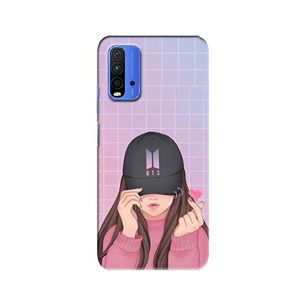 NDCOM® Back Cover for Redmi 9 Power(Plastic/Multi-Coloured) 2021 August Great print Quality gives outstanding look to your phone. Premium High Quality Printed Cases with No Peeling or Wearing off The case protects the phone from scratches, bumps, dust and stains.