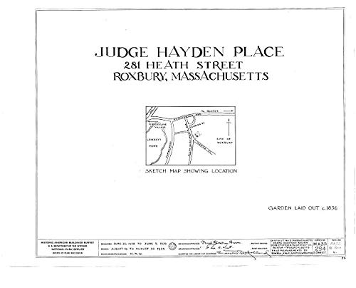 hoto: Judge Hayden Place,281 Heath Street,Roxbury,Suffolk County,Massachusetts,MA,3 ()