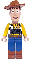 Lego Toy Story Woody Mini-figure Alarm Clock