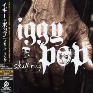 Iggy Pop Skull Ring Vinyl