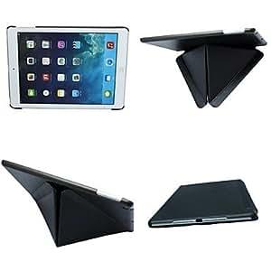 Wohai Gadget Mall - El sólido Cuero Color PU con el soporte especial para iPad Aire , Naranja