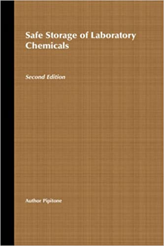 safe storage of laboratory chemicals 2e
