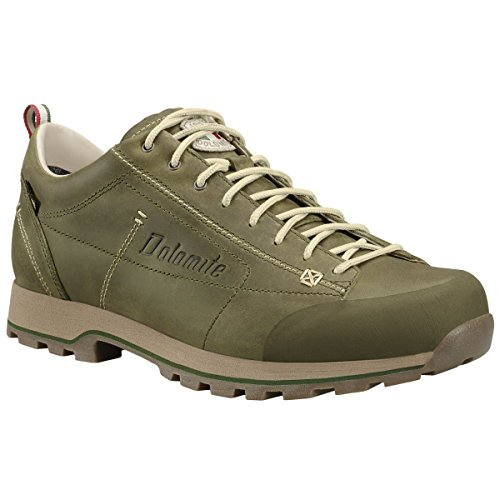Uk10 olive Brown 5 Fg Gtx Grey 45 Men's Up Cinquantaquattro Lace Shoe Low Dolomite FnOTCp