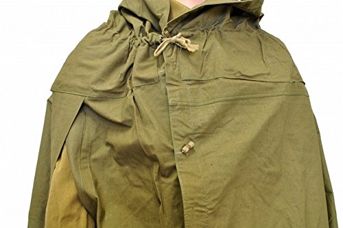 Amazon.com  Soviet Russian Army WWII Type Soldier Field Canvas cloak tent  Raincoat Poncho  Sports   Outdoors fb9074661