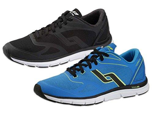 PRO TOUCH Run Chaussures de oz Pro V M–Bleu/Noir/Rouge