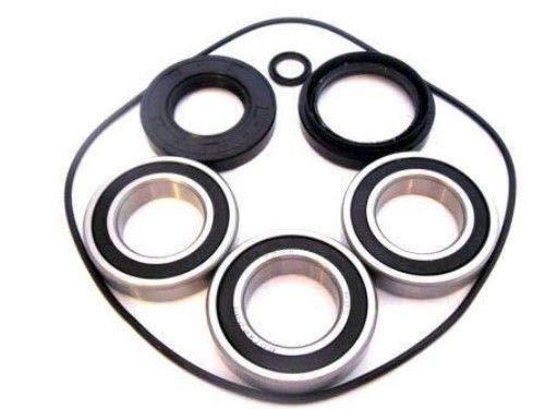 Rear Wheel Bearings Seals - BossBearing Rear Wheel Bearings Seals Kit for Honda TRX250EX Sportrax 2001 2002 2003 2004 2005