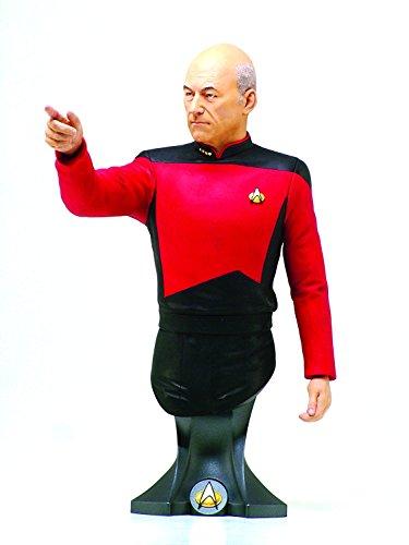 (Titan Merchandise Star Trek: Captain Jean-Luc Picard Mini-Bust)