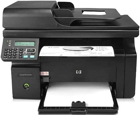 HP LaserJet Pro M1217nfw - Impresora multifunción (Laser, Mono, Mono, 18 ppm, 600 x 600 DPI, 8,5s) Negro