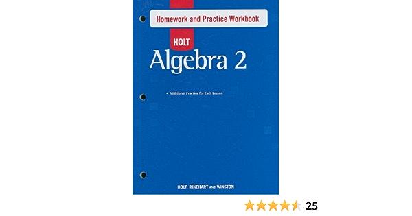 Holt algebra 2 homework help descriptive writing site usa