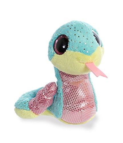 (Aurora 29250 World Yoo Hoo & Friends Shakers Rattle Snake Plush Toy, 5