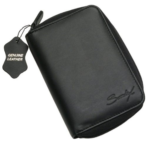 (Sumdex Universal Size Leather PDA Case with ID Wallet)