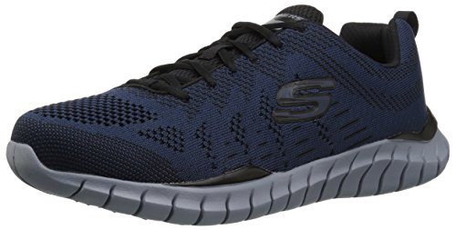 Synergy 2 Skechers 2 Femme 0 black Navy Baskets dwAqwf