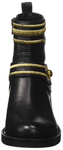 GUESS Fashion2, Botines Para Mujer Negro (Nero)