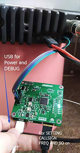 Electric Magic MMDVM Relay Plate J2 For Raspberry or MMDVM Mainboard(more stable,no tf card) by Electric Magic (Image #1)