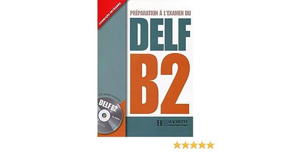 Delf B2 Livre de LEleve + CD Audio (Etranger) (French Edition): Marie-Christine Jamet, Jamet: 9782011556035: Amazon.com: Books