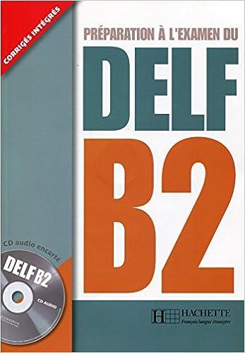 Delf B2 Livre De L Eleve Cd Audio Etranger French