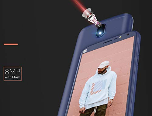 BLU Studio C6L Unlocked Android Cell Phone Octa Core 5'.5' Display -C0030LL-Blue-