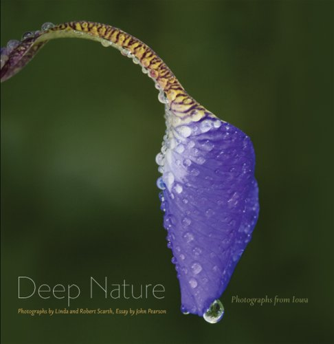 Photographers Linda and Robert Scarth have an incredible eye for that magic moment when small becomes beautiful. Matched with patience and skill, their eye for magic produces dazzling images of Iowa nature up close. Revealing the miniature beautie...