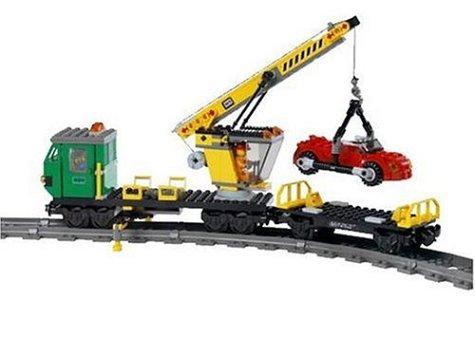 Lego City 7898 Großes Güterzug Set Amazonde Spielzeug