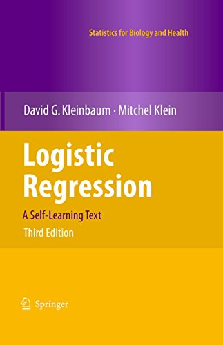 Download Logistic Regression (Statistics for Biology and Health) Pdf