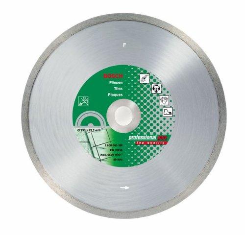 Bosch Zubehör 2608602209 Diamanttrennscheibe FPP 180 x 25,4 x 1,5 x 8 mm