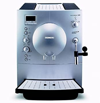 Siemens Surpresso Compact Manual