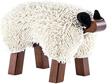 収納ベンチ 変更靴スツールフットスツールホワイエ取り外して洗えるスツールソリッドウッドクリエイティブ・シェパード低スツール 柔軟 多用途 (Color : White, Size : 57x32x35cm)
