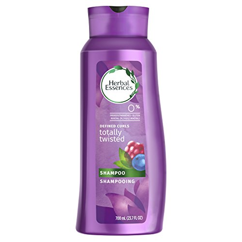 Herbal Essences Totally Twisted Curls & Waves Hair Shampoo 23.7 Fl Oz (Pack of 3) ()