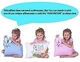 Toddler/Travel Pillow -No extra Pillowcase/Sham