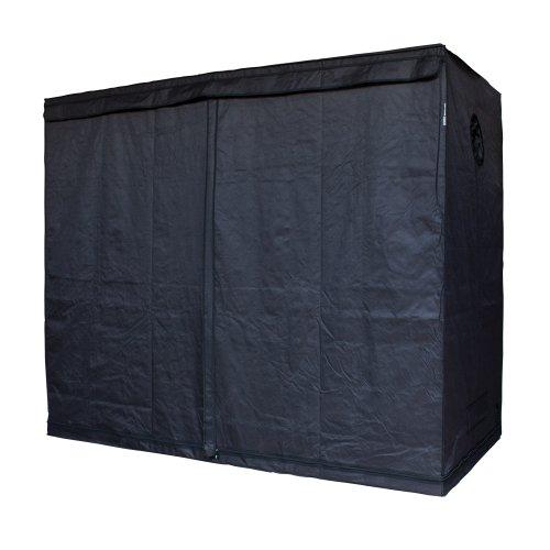 LightHouse 15-500-015 Lite Growzelt, 1,2 x 2,4 x 2 m