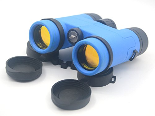 PITI 8x30 Binoculars Telescope Fun Cool Educational Toy Gift for Kids Boys Girls