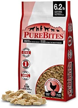 PureBites Chicken Breast for Dogs