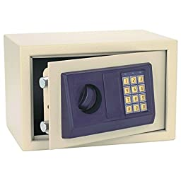 0.37 Cubic Ft. Electronic Digital Safe