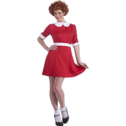 (Annie Adult Costume -)