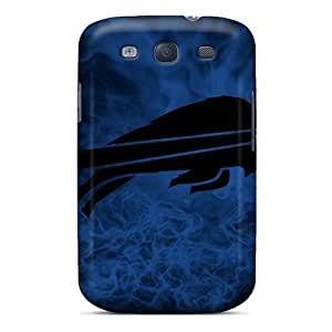 PhilHolmes Samsung Galaxy S3 Protector Hard Phone Cover Customized Colorful Buffalo Bills Pictures [VYB12341YuVI]