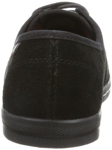 Skechers Kustom, Sneaker uomo Nero (Noir - Schwarz (Bbk))