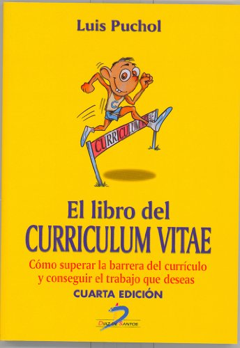 Amazon Com El Libro Del Curriculum Vitae Spanish Edition Ebook
