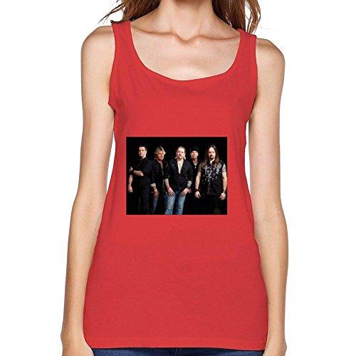 Women's Ratt Band Member Vest Tank