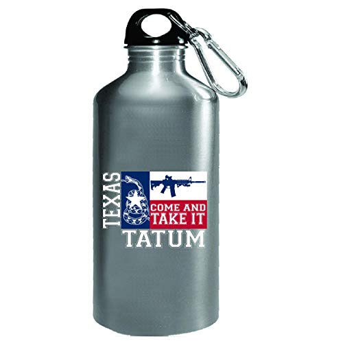 Tatum Texas Come And Take It Ar15 - Water Bottle