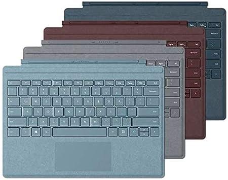 Microsoft Surface Pro Signature Type Cover Cover Port Borgoña ...