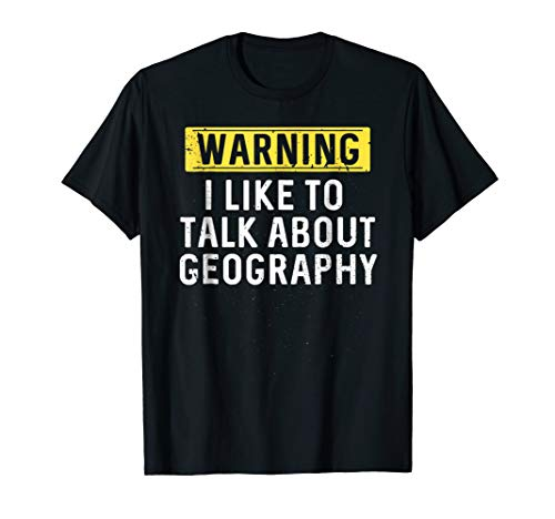 Top 10 best geography shirts for women: Which is the best one in 2019?
